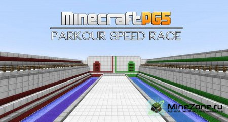 Parkour Speed Race - Mini Game Minecraft