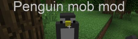 [1.3.2] Penguin mob mod