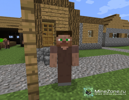 [1.3.2] Human villagers