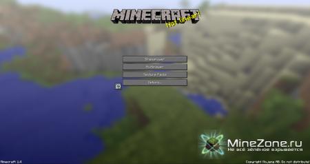 Minecraft 1.4 Pre-release!