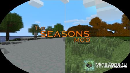 [1.4.6] The Seasons Mod - v1.6.1