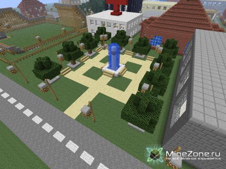 Ender city (v. 0.6)