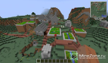 [1.4.5]More Village Biomes