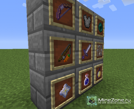 [1.4.2] 3D ITEMS (v.1.5) + QuinOptions (v.1.0)
