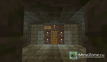 [MAP] The Binding of Minecraft
