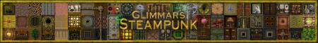 [1.4.2][64x]GLIMMAR'S STEAMPUNK V.8
