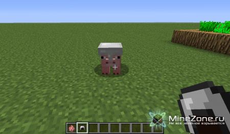 [1.4.2] Pig Companion Mod v 1.1.3.