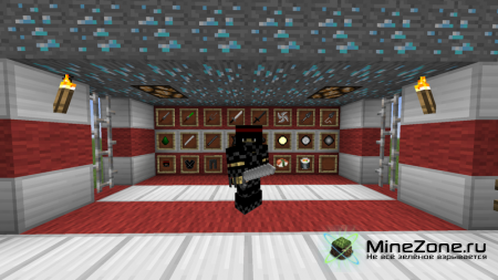 [1.4.6] Ninja Mod