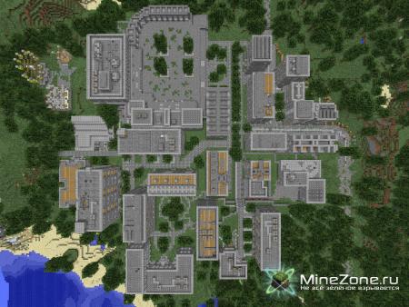 S.T.A.L.K.E.R. в MineCraft?! Да, это реально!