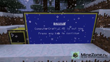 [1.4.5] ComputerCraft 1.47