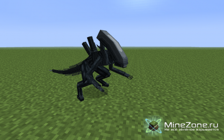 [1.4.6] Aliens Vs Predator Minecraft Mod (2.9.0)