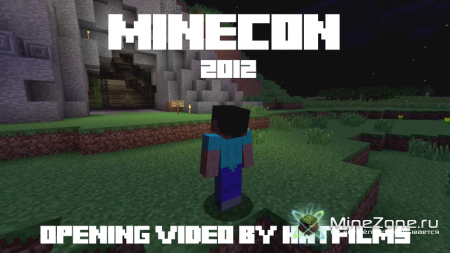 Minecon Opening Video By Hat Films