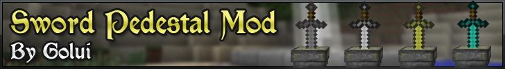 [1.4.5] [Forge]  Sword Pedestal [1.1.0]
