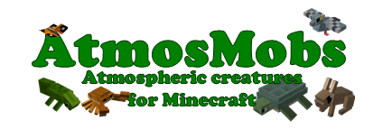[1.4.6][SSP][Forge] Atmosmobs