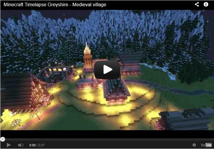 Enthalpy Creations-лучшие, русские, Minecraft строители