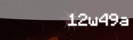 Обзор MC Snapshot [12w49a]