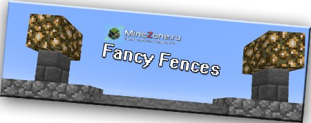 [1.4.5] Fancy Fences Mod