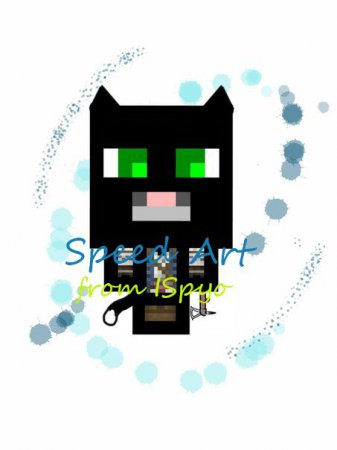 SpeedArt [New Minecraft]