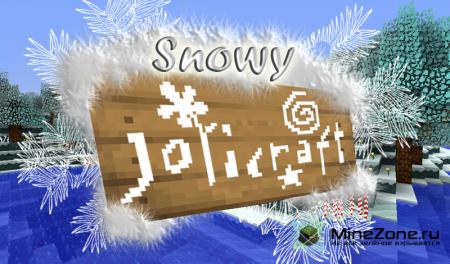 [1.4.5/12w50a] [16x] Snowy Jolicraft