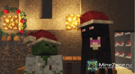 A Slamacow Christmas - A Minecraft Animation