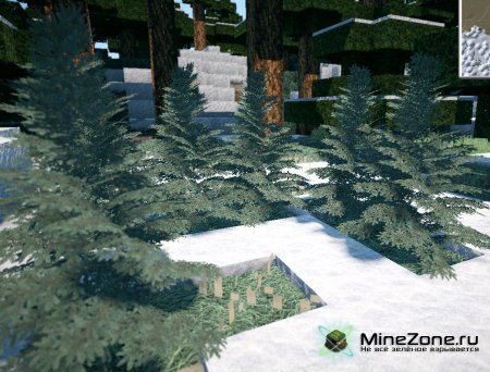 [1.4.5] CrazyMod 3D! model tree