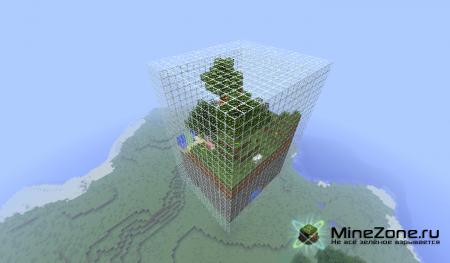 """[1.4.5,1.4.4,1.4.2] Карта """"Выживание в кубе"""""""