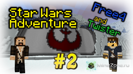 Minecraft: Star Wars Adventure Map #2