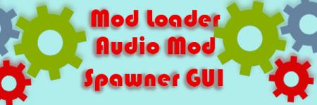 [1.4.7] ModLoader+Audio Mod+Spawner GUI