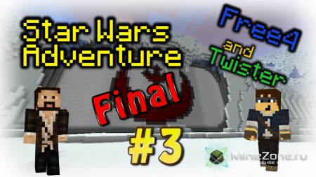 Minecraft: Star Wars Adventure Map #3
