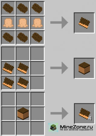 [1.4.6] THE ICE CREAM SANDWICH CREEPER MOD! V1.0.7B