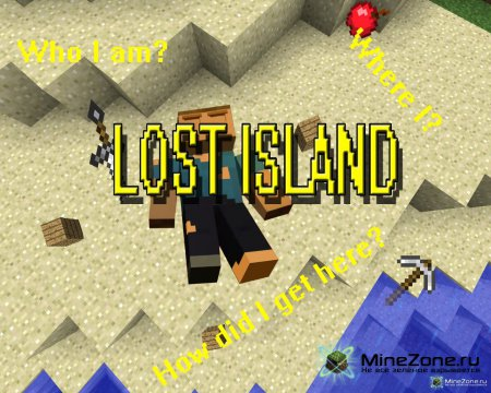 Lost Island Глава 2:Новые приключения