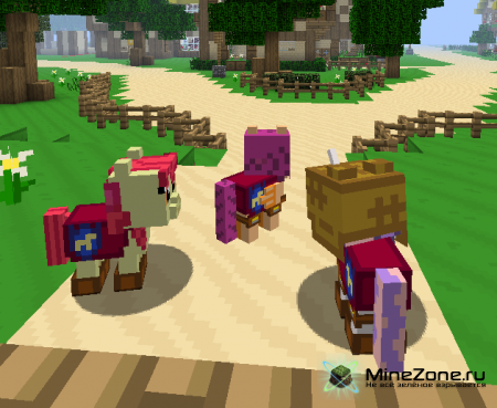 [1.4.6] MINE LITTLE PONY V1.4.6.1