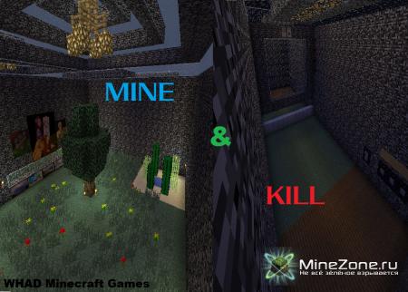Мини игра Mine & Kill
