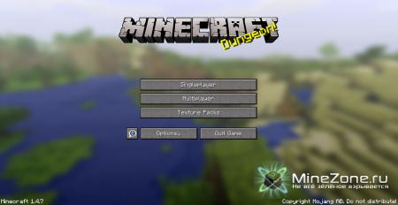 Minecraft 1.4.7 Pre-release