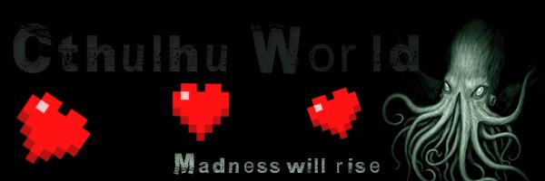 Cthulhu World Возрождение - для тех кто помнит и ждёт
