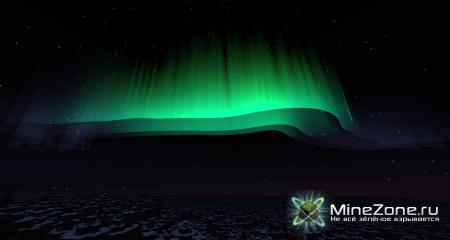 [1.4.6] Aurora Rubealis v1.0.0 - Auroras in Minecraft