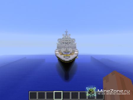"""Круизный корабль """"Disney Magic"""""""