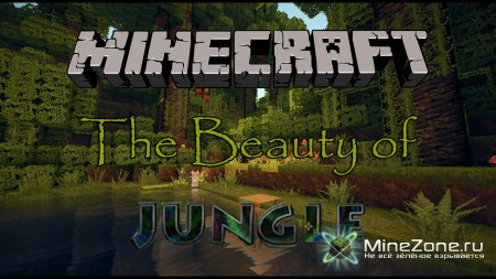 The Beauty of Minecraft - Jungle