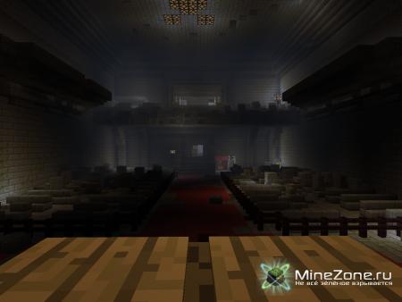 [Карта] Black Ops Zombies - Kino Der Toten