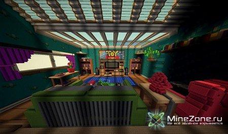[Карта] Toy Story 2