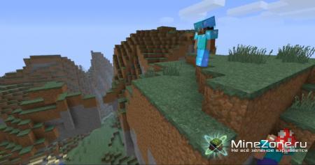 Троллинг MineCraft'ом (Скетч)