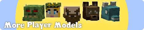 [1.4.6 / 1.4.7] More Player Models