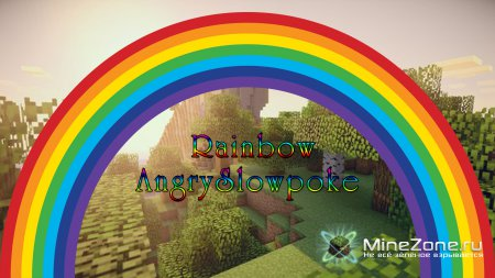 Minecraft Радуга EP.3 Шахтёры, неудачники