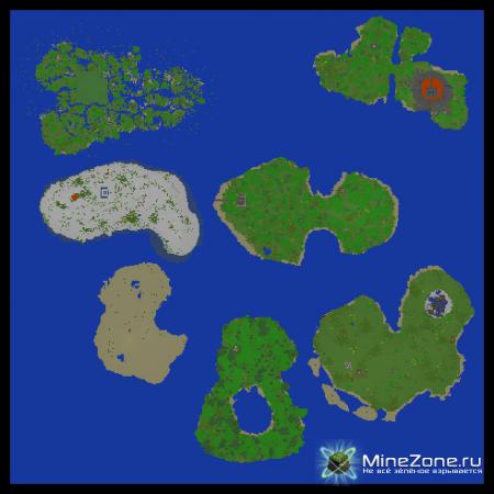 Seven Islands (Семь Островов)