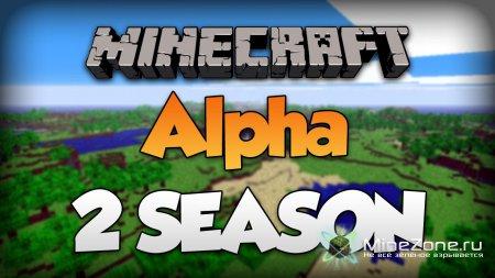 Трейлер-Minecraft Alpha 2 сезон