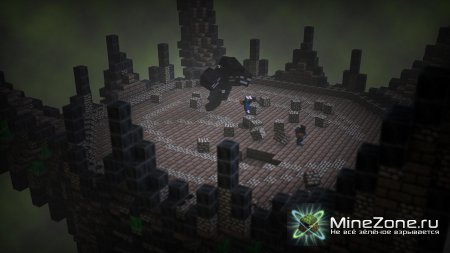 Minecraft: Wither's Challenge