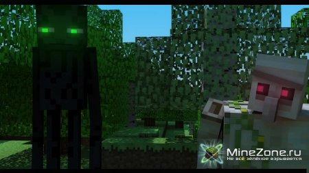 Minecraft: Приключения Стива - Старая Легенда (Эпизод 6)