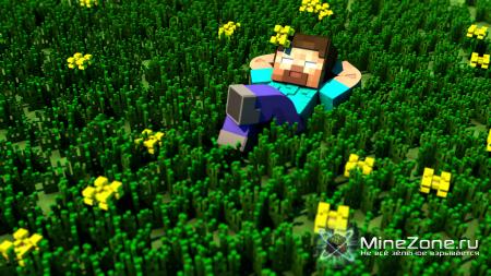 Туториал! Создание minecraft анимации в Cinema 4D