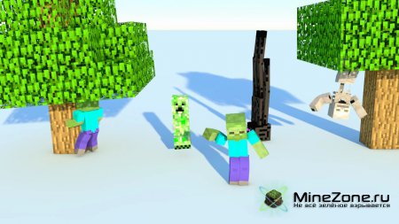 Harlem Shake - MineCraft Animation