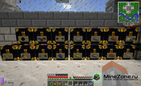[1.4.7][Forge] BiblioCraft [v1.0.2] - Bookcases, armor stands, shelves and more!